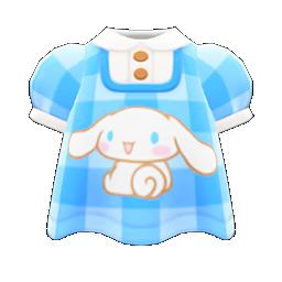 Cinnamoroll Puffy Blouse (Sanrio)