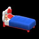 Hello Kitty Bed (Sanrio)