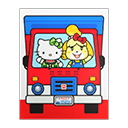 Hello Kitty Poster (Sanrio)
