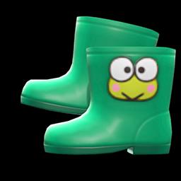 Kerokerokeroppi Boots (Sanrio)