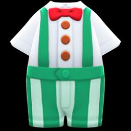 Kerokerokeroppi Outfit (Sanrio)
