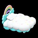 Kiki & Lala Bed (Sanrio)
