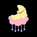 Kiki & Lala Clock (Sanrio)