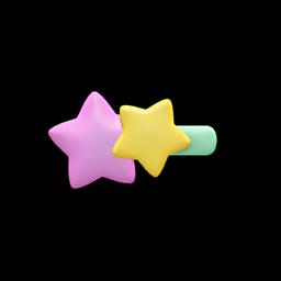 Kiki & Lala Pin (Sanrio)