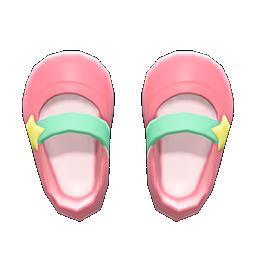 Kiki & Lala Shoes (Sanrio)