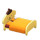 Pompompurin Bed (Sanrio)