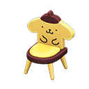 Pompompurin Chair (Sanrio)
