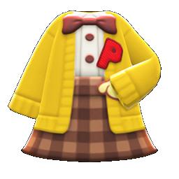 Pompompurin Outfit (Sanrio)