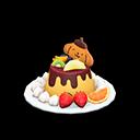 Pompompurin Pudding (Sanrio)