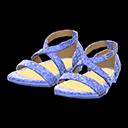 Dance Shoes - Blue