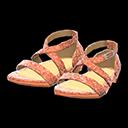 Dance Shoes - Orange