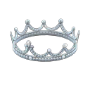 Prom Crown - Silver