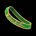 Prom Sash - Green