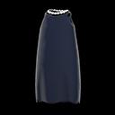 Slip Dress - Black