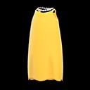 Slip Dress - Yellow