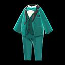 Vibrant Tuxedo - Green