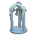 Nuptial Bell - Blue