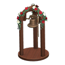 Nuptial Bell - Brown