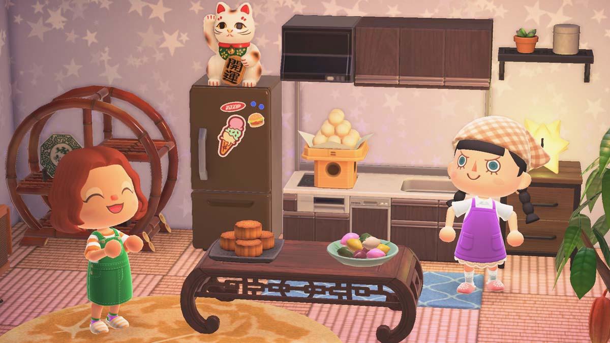 Upcoming Seasonal Items For August, September, October, November 2021 In Animal  Crossing: New Horizons - Animal Crossing World