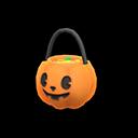 Spooky Treats Basket - Orange