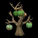 Spooky Tree - Green