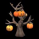 Spooky Tree - Orange