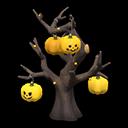 Spooky Tree - Yellow