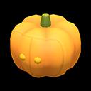 Spooky Trick Lamp - Orange