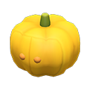Spooky Trick Lamp - Yellow